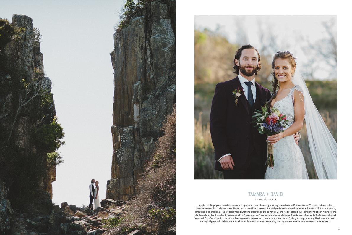 North Coast Wedding photographer - Lauren Campbell