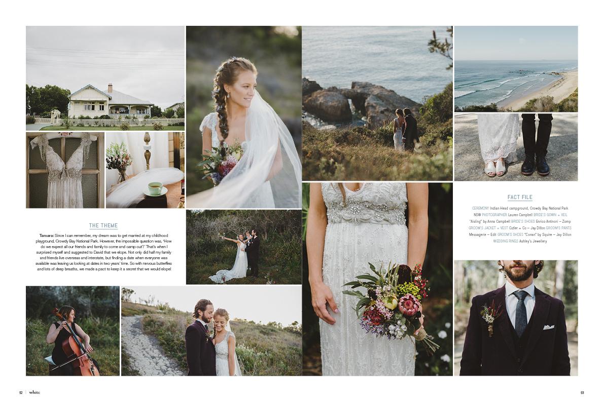NSW Wedding Photographer - Lauren Campbell