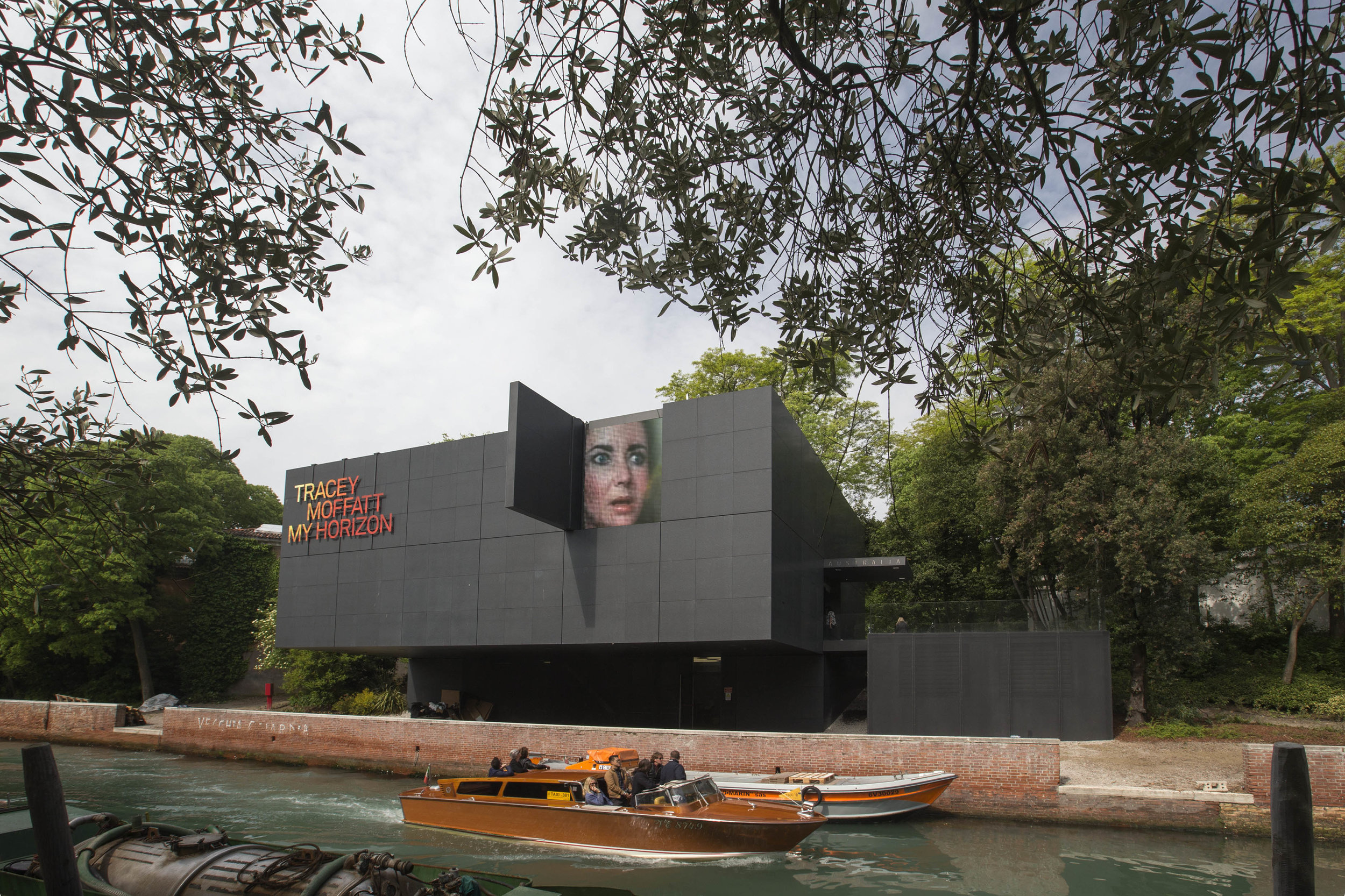 Naomi Milgrom was the commissioner of the Australian Pavilion at the Venice Biennale 2017, represented by Tracey Moffatt. Photo by John Gollings.