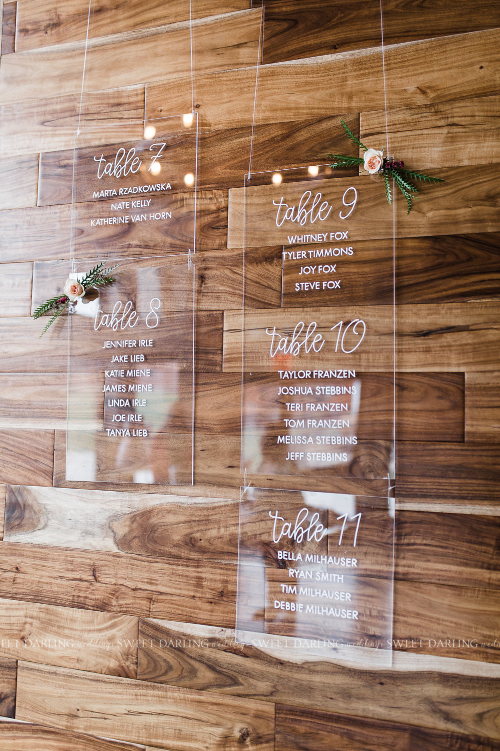 acrylic hanging seating chart wedding.jpg