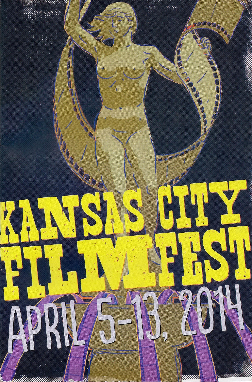 Program for Kansas City Film Festival 2014