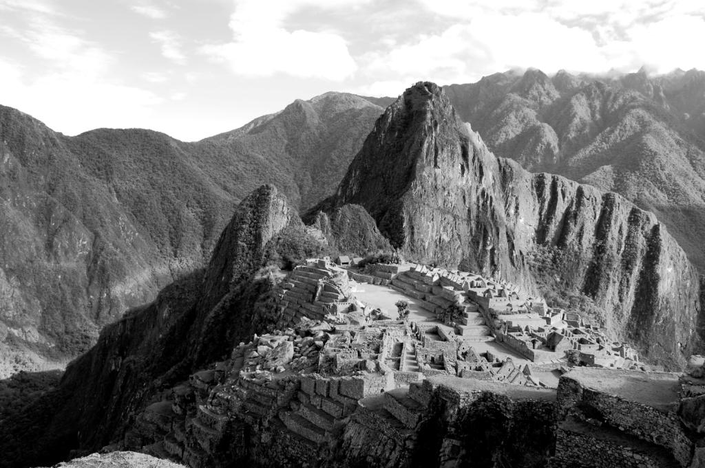 Machu Picchu. Üks ja ainus. Foto: Maarja Maalder