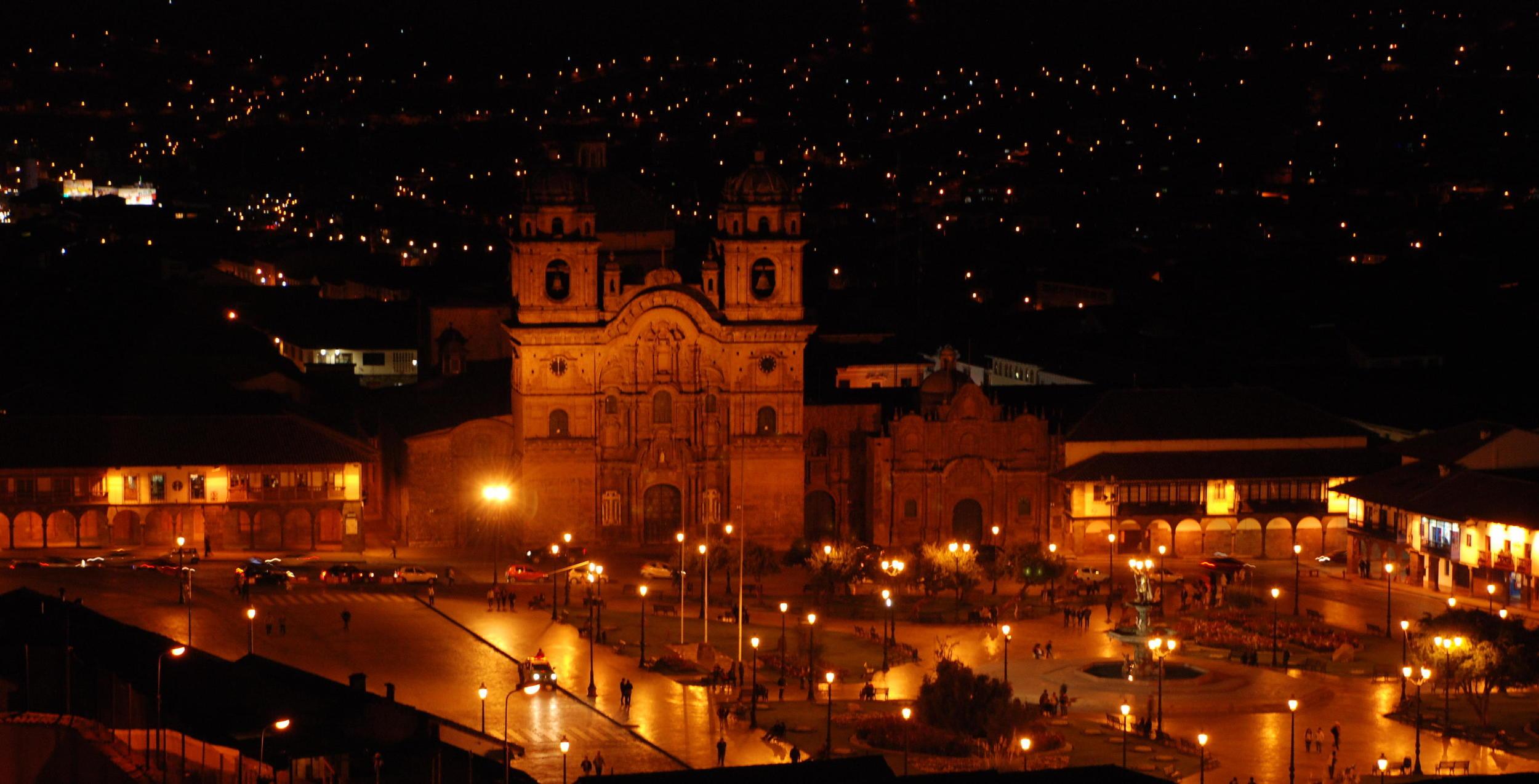 Muistne pealinn Cusco. Foto: Krista Klein
