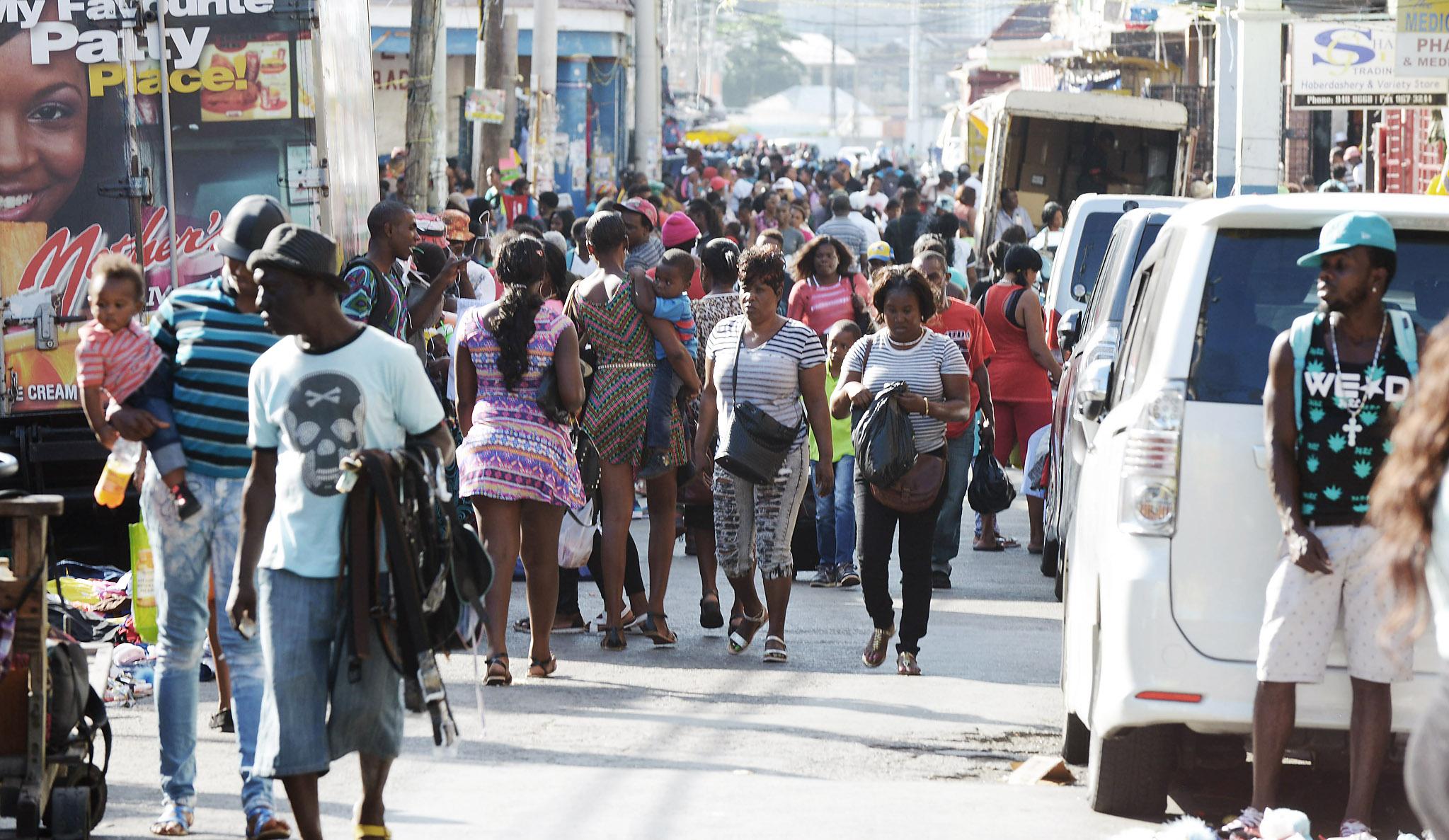 Kingston, Jamaica. Foto: Tarrvi Laamann