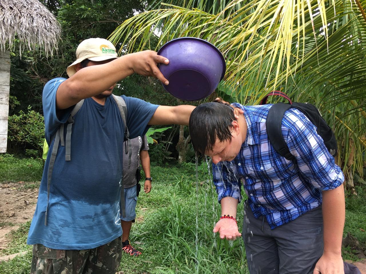 """Põrgupalavus - ega see olegi siin päris """"jalutuskäik pargis"""". Foto: Kaidi Reinu / Amazonas Reisid"""