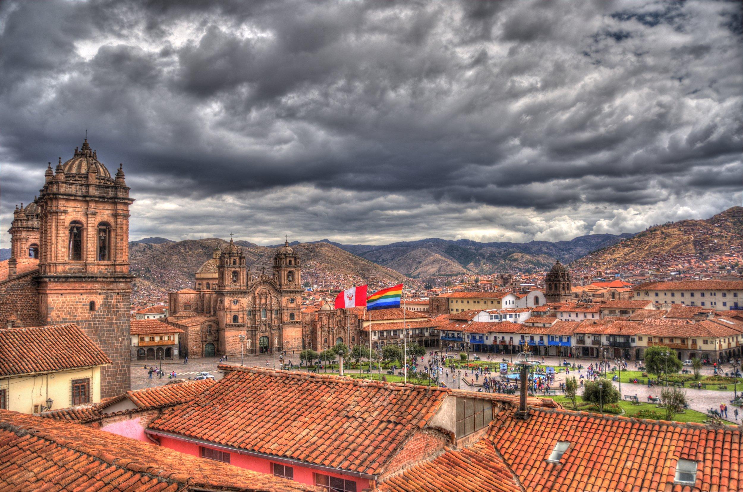 Cusco. Foto: Jüri Pilliroog