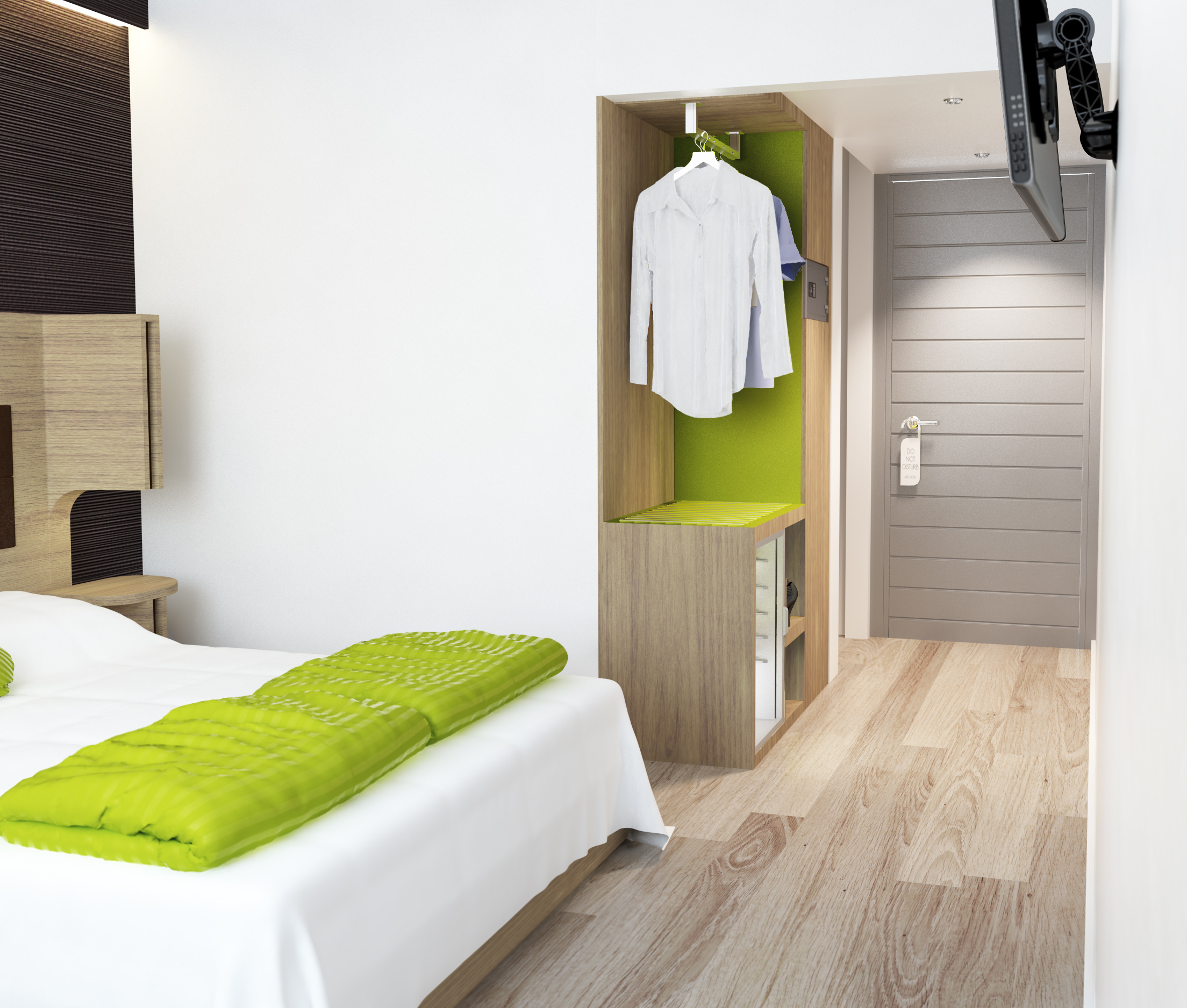 Business Hotel Design Innenarchitektur
