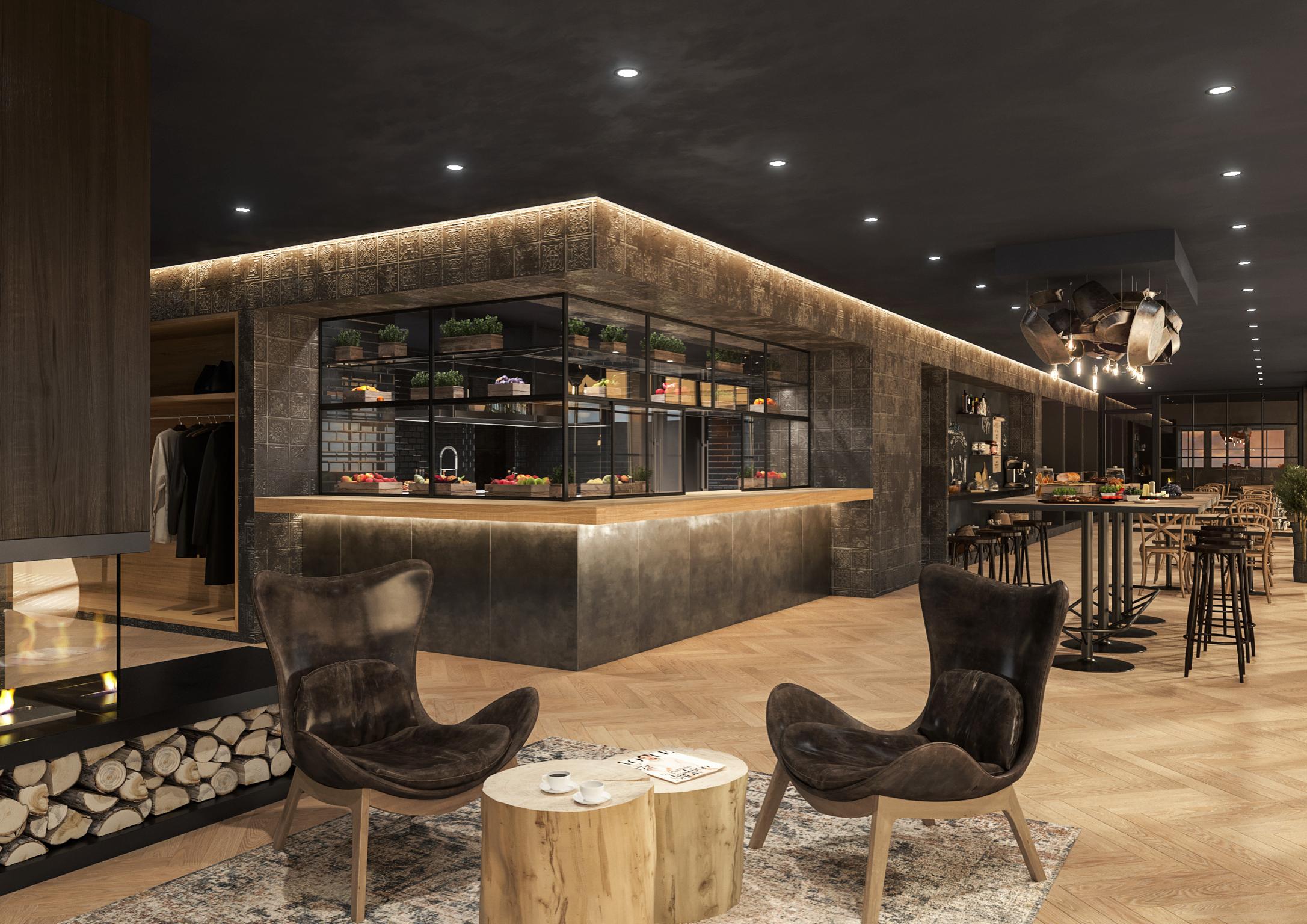 Hotel & Gastro — Studer