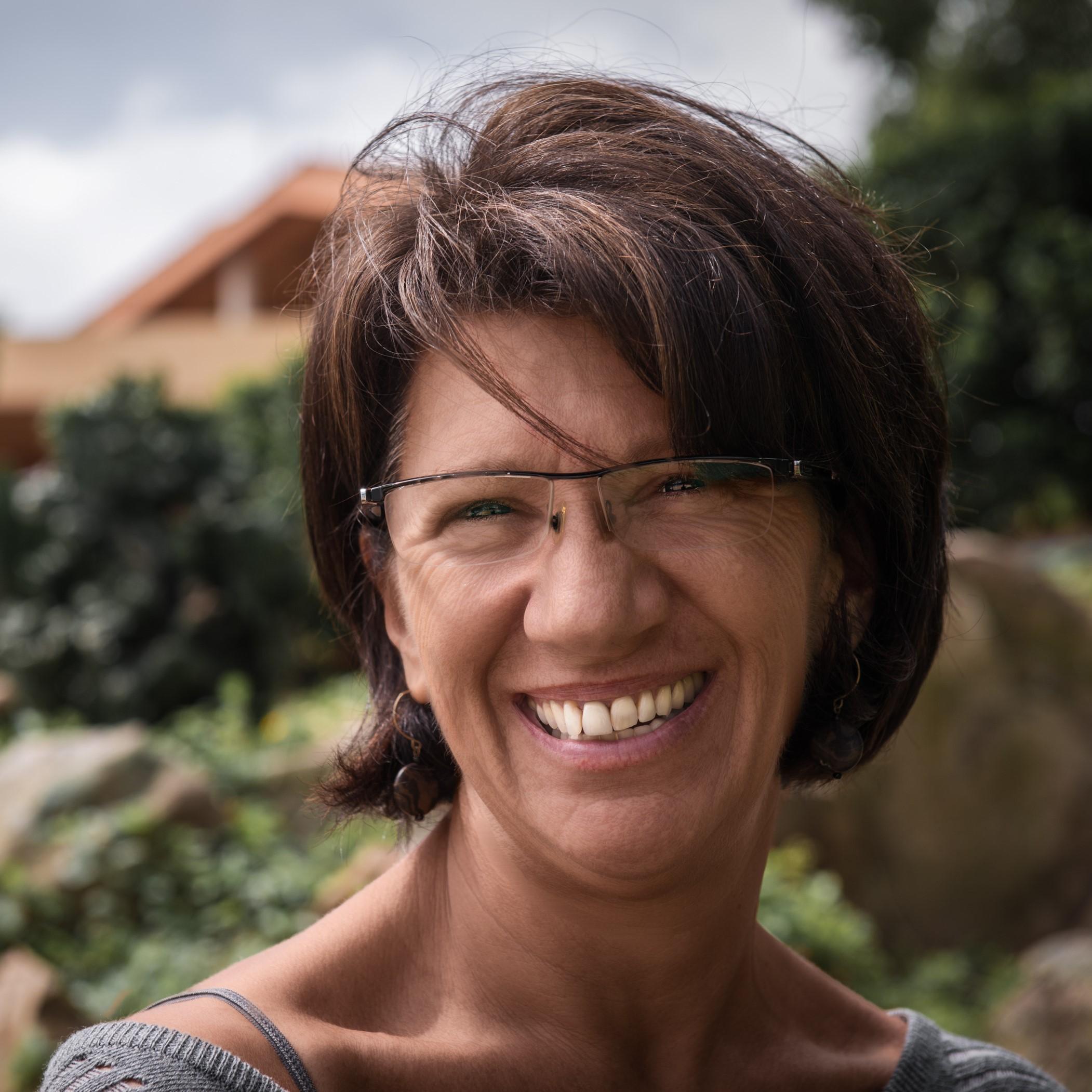 Ginny Hanson: Founder & Director