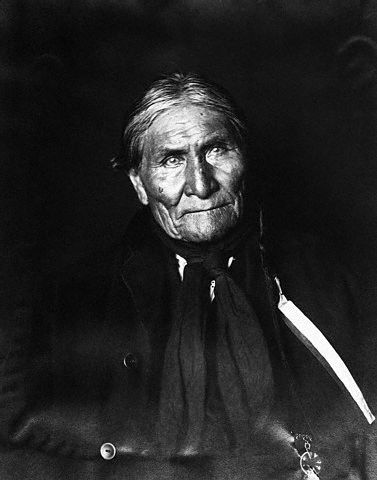 Geronimo - Chief of the Apache Nation