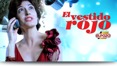 2002 / EPozo.  El vestido rojo.