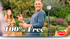 2018 / Juver. 100% Free.