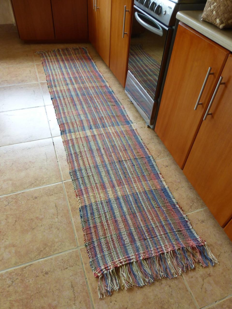 Kitchen Rag Rug