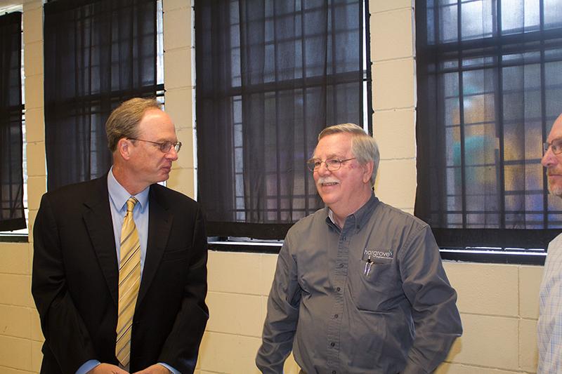Todd Dennison & Dennis Watson discuss the STEM Institue