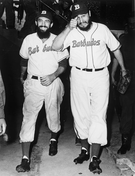 Barbudos was a Baseball team headed by Fidel. To join the *Bearded ones* you had to grow the Beard.