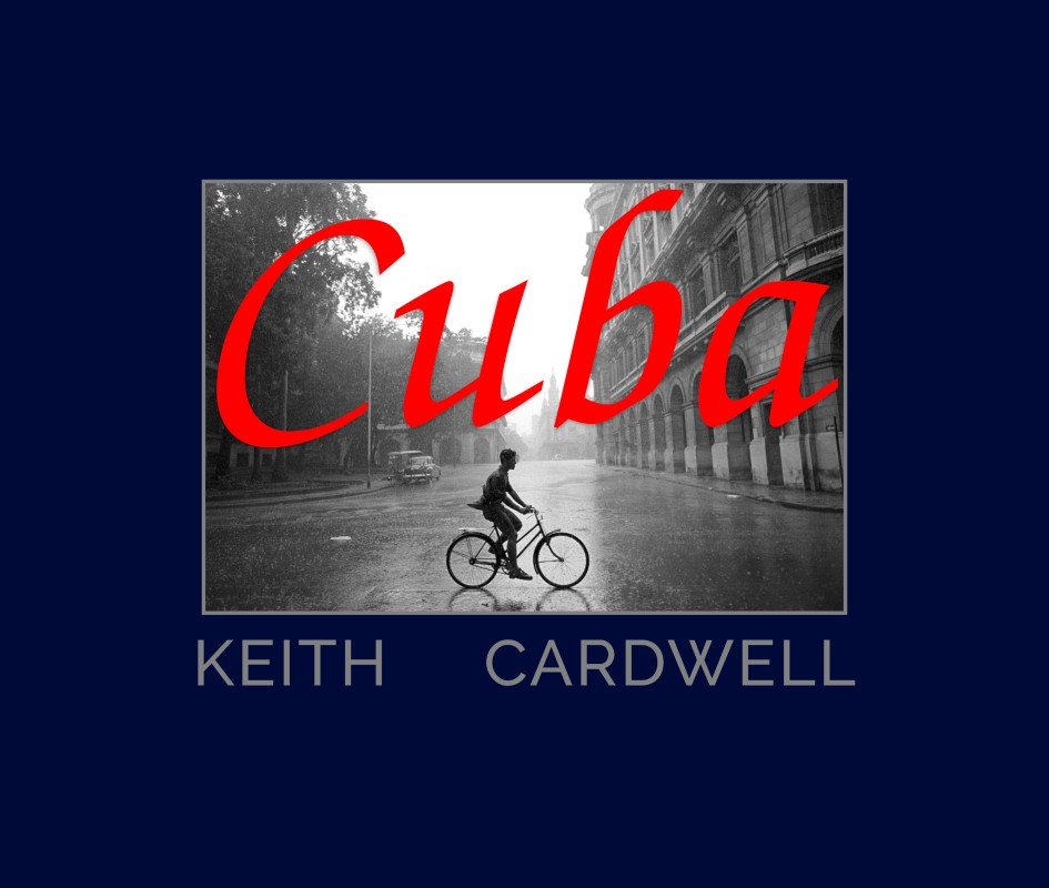 Cuba Book: 15 years in the making of this book 228 pages and 47 visits to the Island.