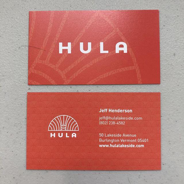 ...and Hula @hulalakeside