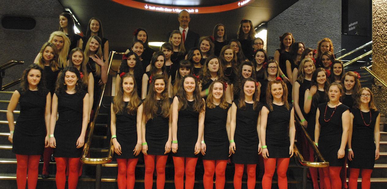 Motet Choir, Barbican 2013