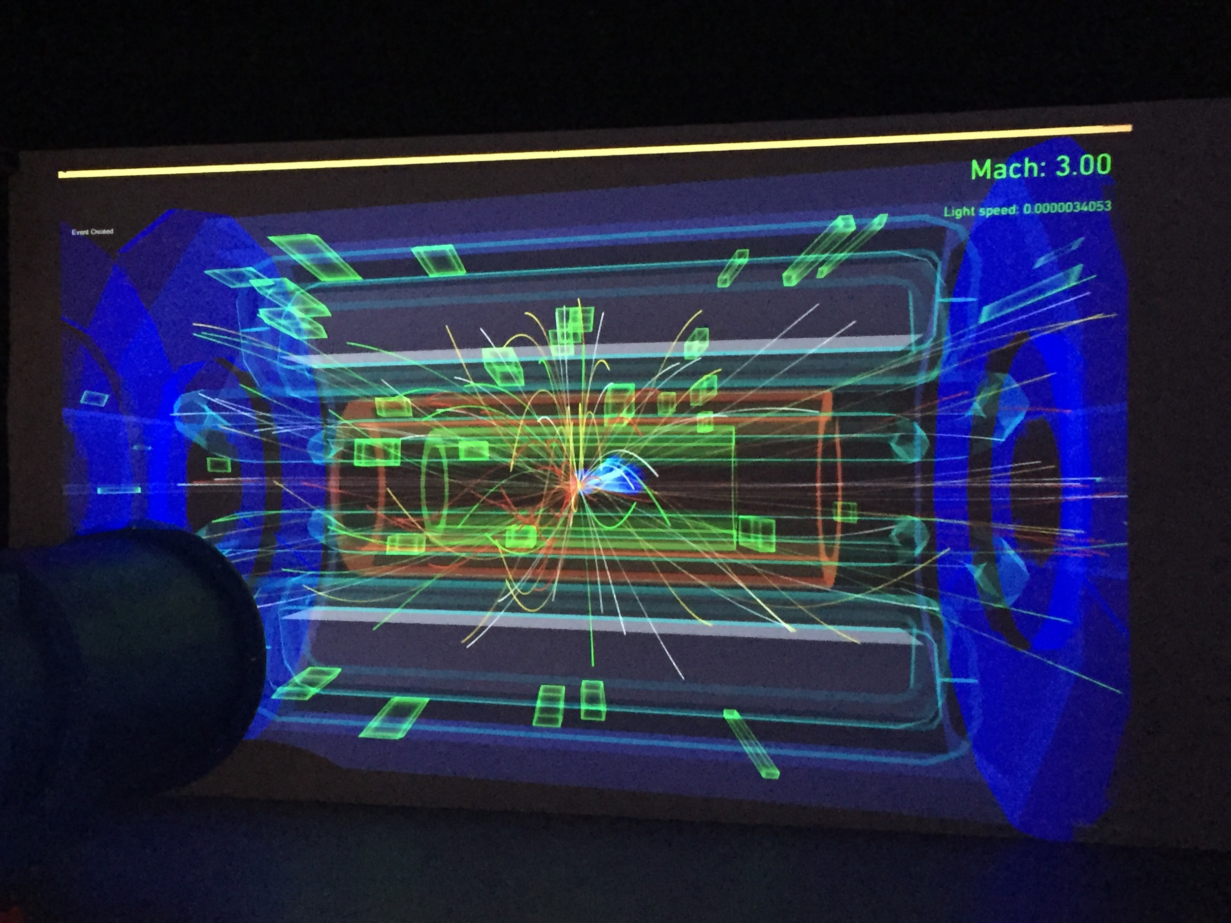 Atlas detector simulation
