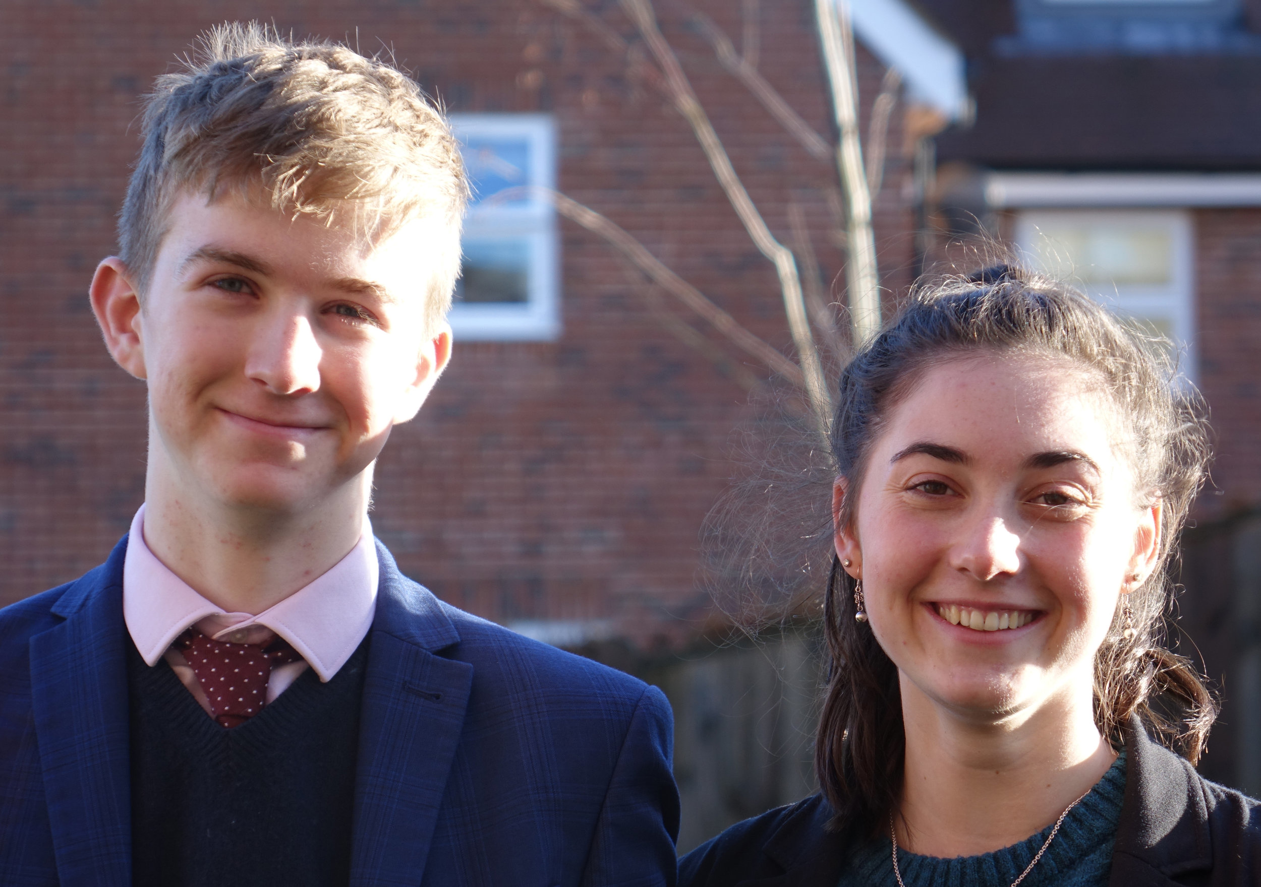 Meet the Sixth Formers: Our Blog