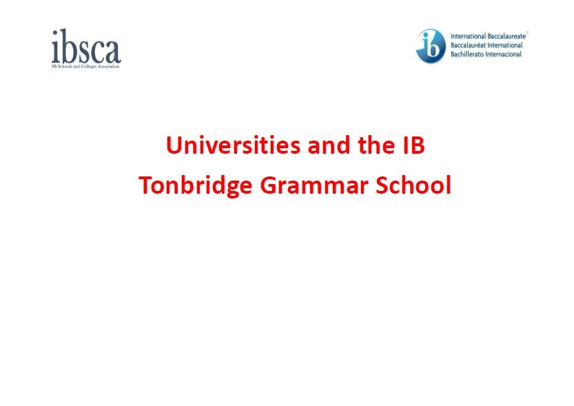Universities and the IB Cover.JPG