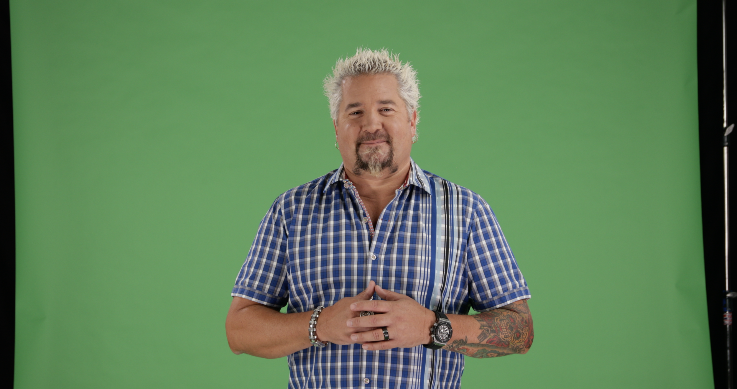 Schneider Productions celebrity video production guy fieri.png