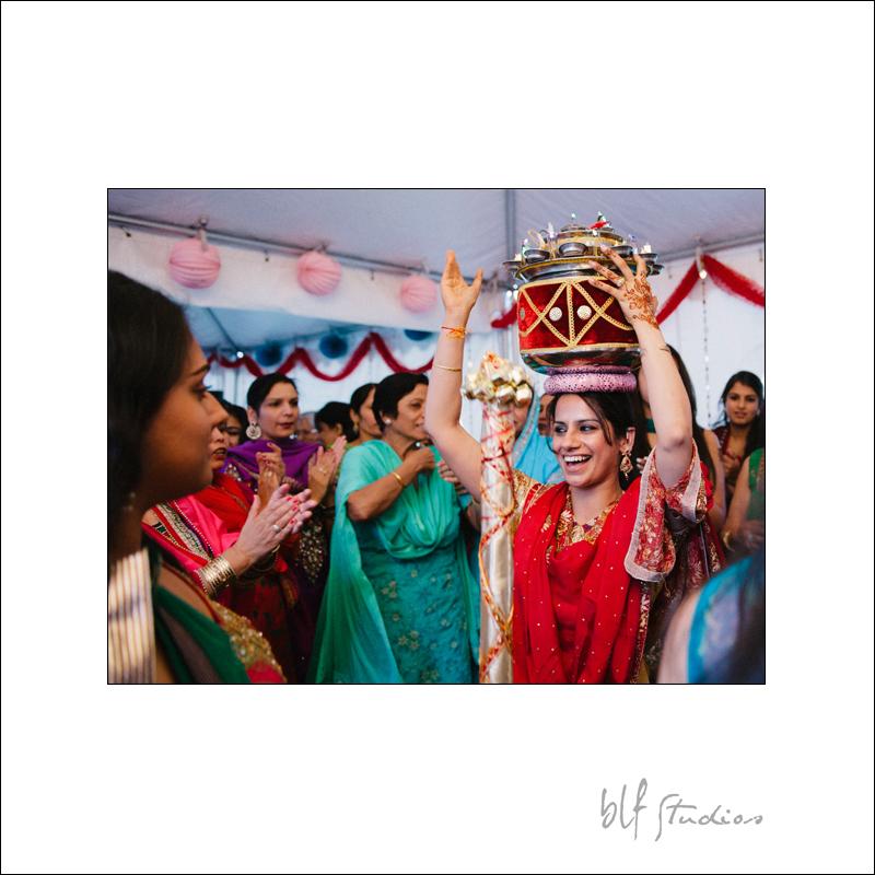 East Indian Wedding Photographer in Winnipeg
