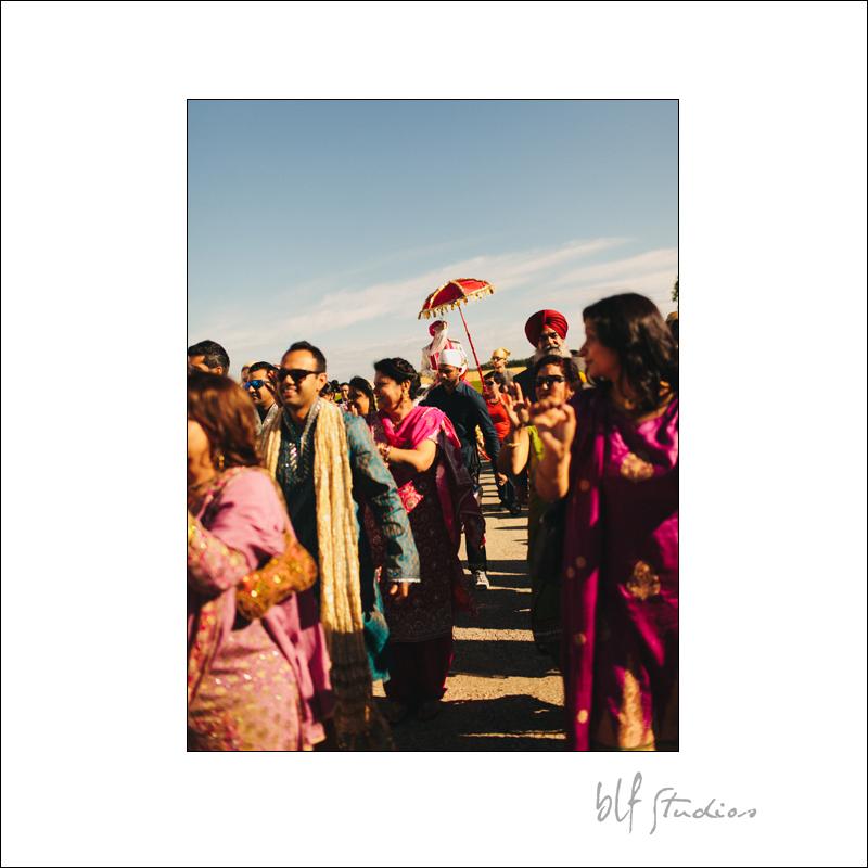 East Indian destination wedding photographer in Canada