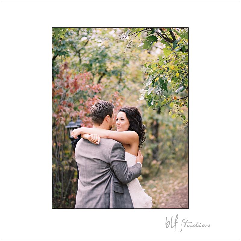 Pineridge Hollow in Birds Hill Park wedding photographer