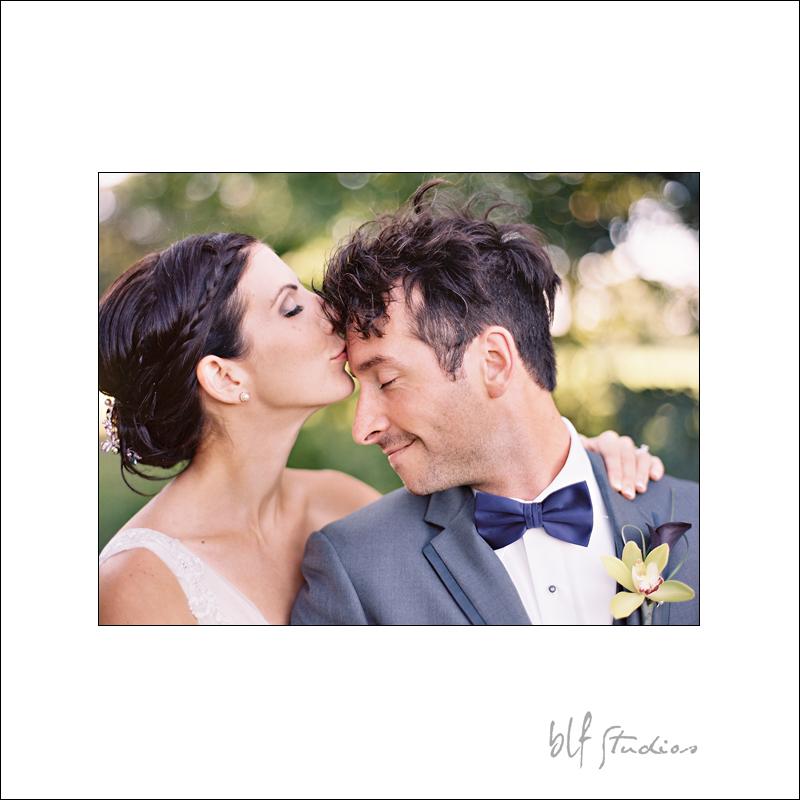 Film wedding photography in Canada