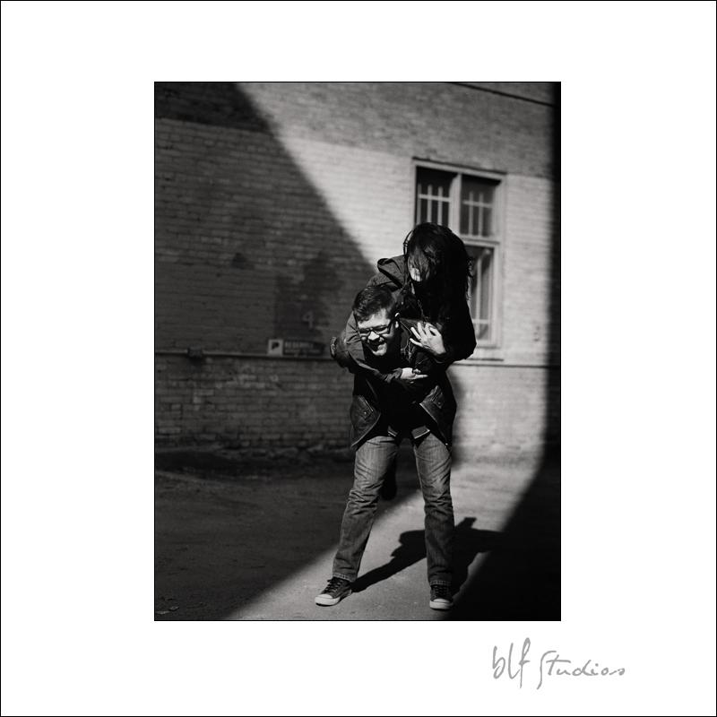 Winnipeg Film Engagement Photographer 3