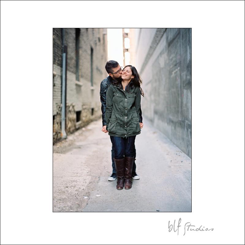 Winnipeg Film Engagement Photographer 7