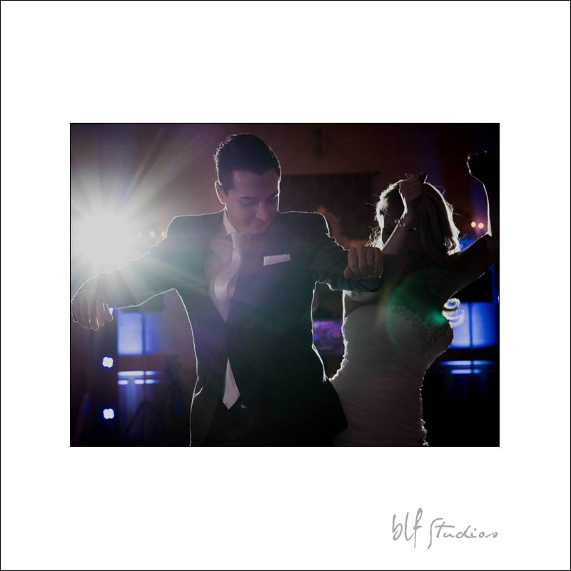 Hotel Fort Garry wedding photo
