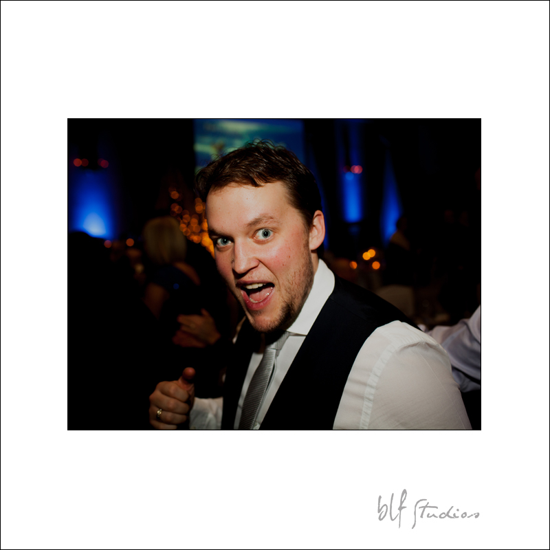 Hotel Fort Garry wedding reception