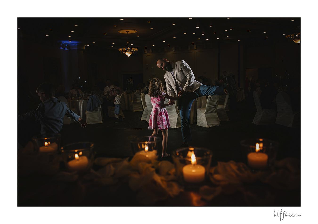 Best Western Airport Hotel wedding Madelines
