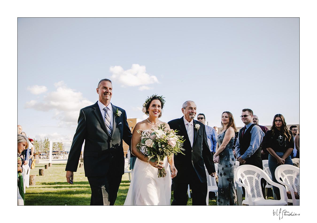 Wedding photos Hitch 'n Post Winnipeg