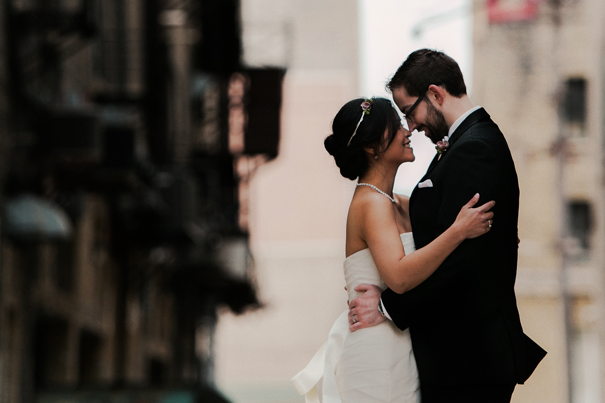 Bride and Groom in Winnipeg exchange district photo.jpg