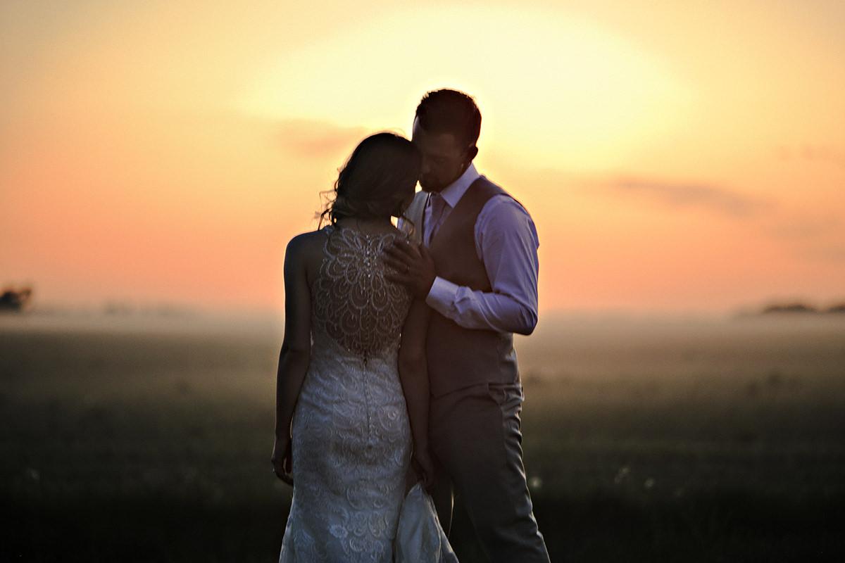 Landmark Manitoba wedding