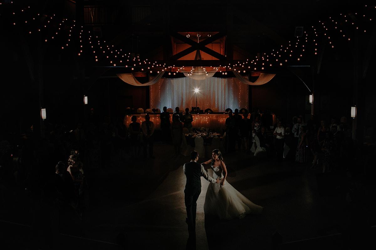 Niverville Heritage Centre wedding reception
