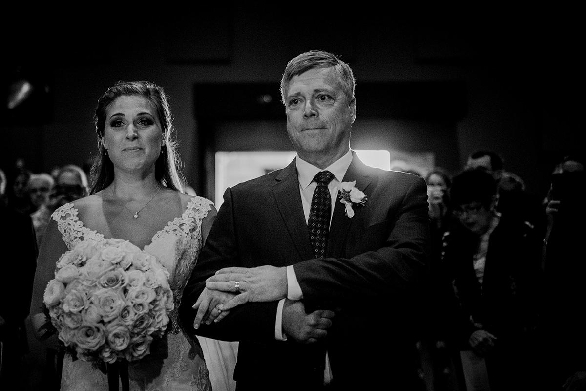 Winnipeg wedding photography ceremony