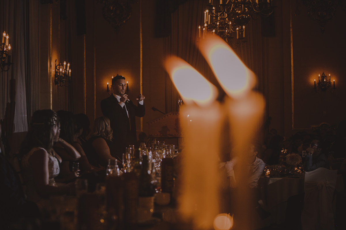 Wedding speech ideas and photos Winnipeg