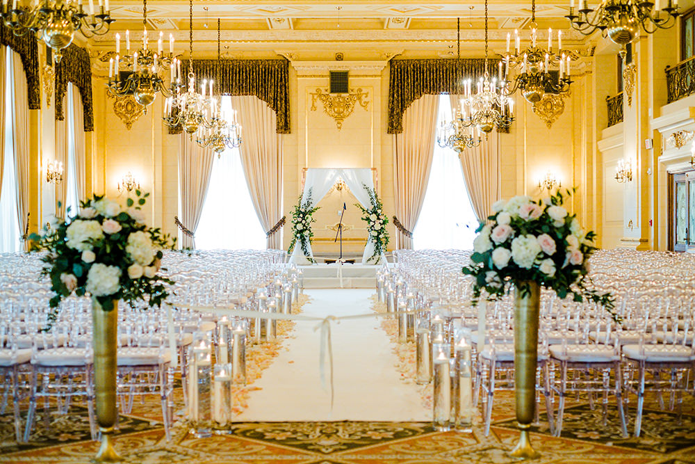 Hotel Fort Garry wedding in Winnipeg