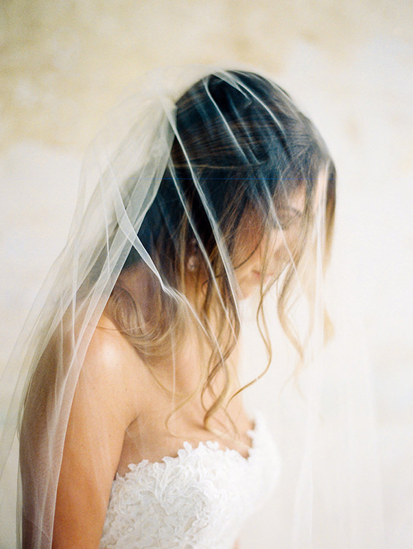 Cathedral veils and Bride portraits
