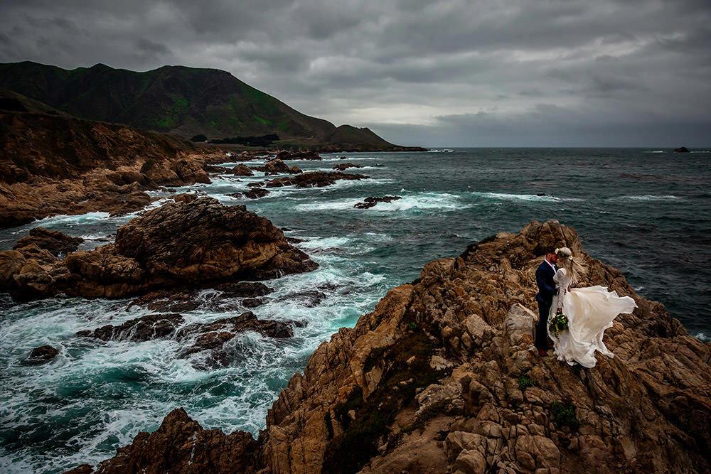 Destination wedding photo by Tony