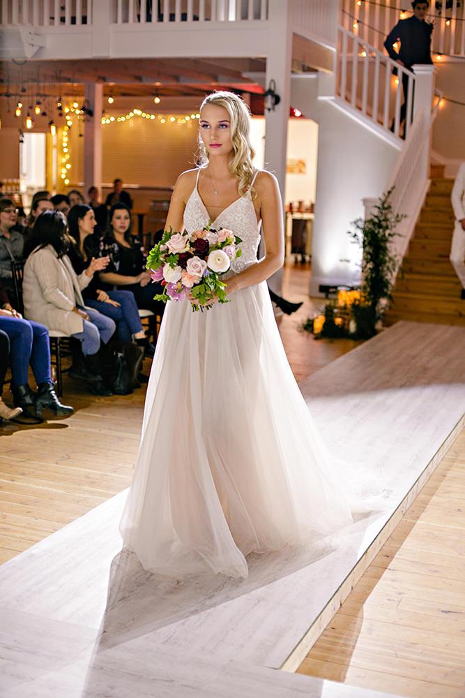 Wedding fashion at Whitetail Meadow
