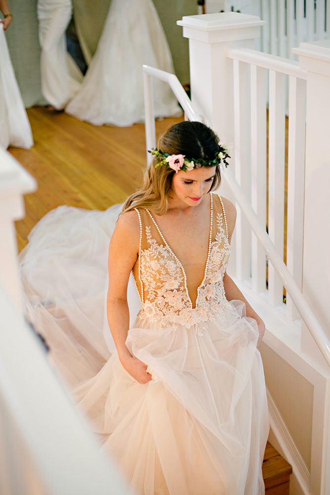 Blue Willow Bridal gowns at Whitetail Meadow
