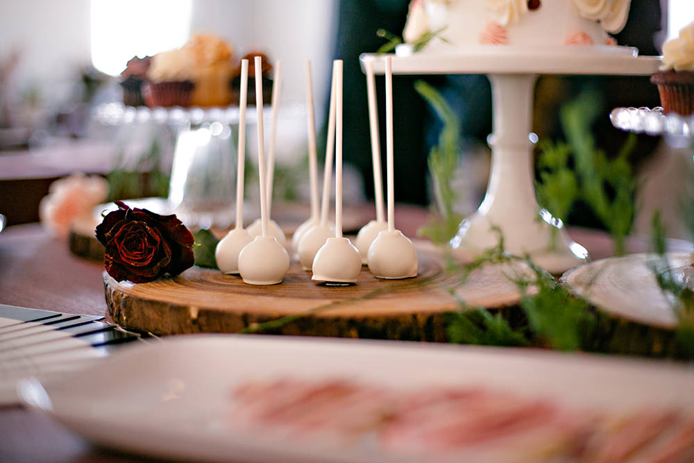 Buttercream by Arlene cake pops