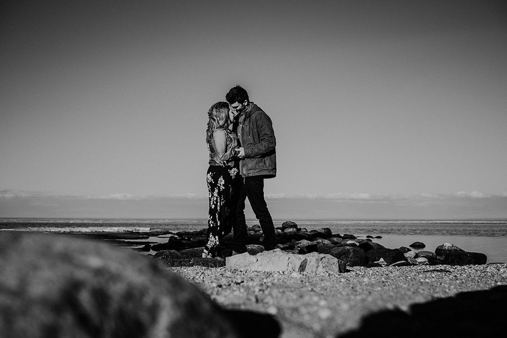 Engagement Photo shoot in Gimli