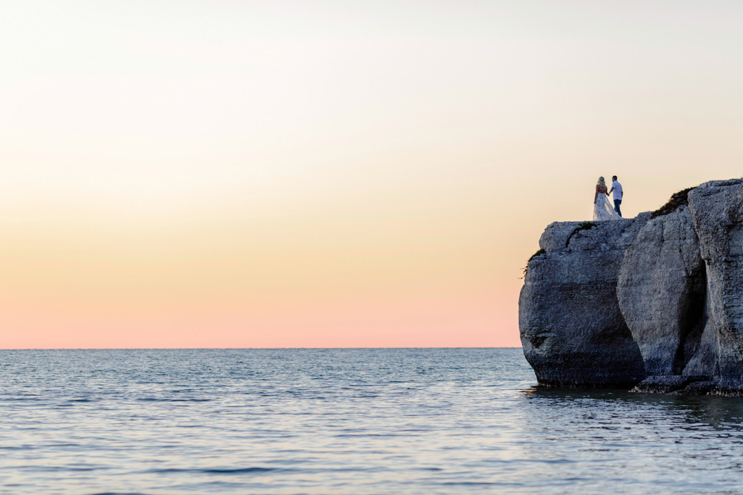 Steep Rock Engagement Photographer
