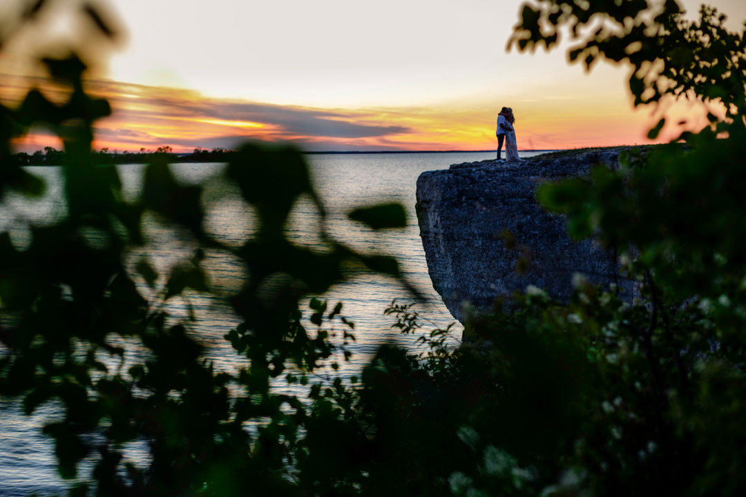 Winnipeg engagement photograpy